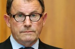 John Banks ... Key man.