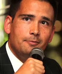 Simon Bridges ... lot going on.