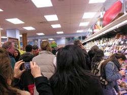 A Trader Joes store opens in New York .. LOHAs approach boosts market share